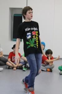 Филатов Кирилл — в соревновательной группе 1 год!